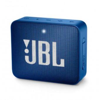 Портативная колонка JBL GO 2 синяя по суперцене