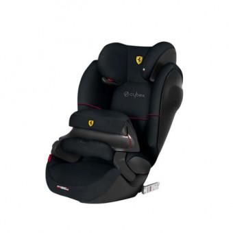 Детское автокресло Cybex Pallas M-Fix SL FE Ferrari в 2 цветах по лучшей цене
