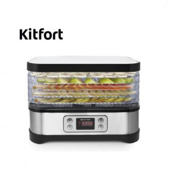 Сушилка для овощей и фруктов KITFORT KT-1903 по выгодной цене с промокодом