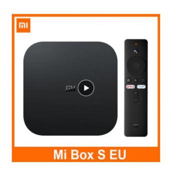 Xiaomi Mi TV Box S EU с экспресс-доставкой по классной цене