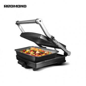 Недорогая гриль-духовка REDMOND Steak&Bake RGM-M803P