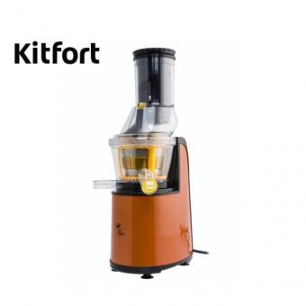 Шнековая соковыжималка Kitfort KT-1102 по скидке