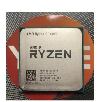 Процессор AMD Ryzen 5 3400G R5 3400G на распродаже Aliexpress