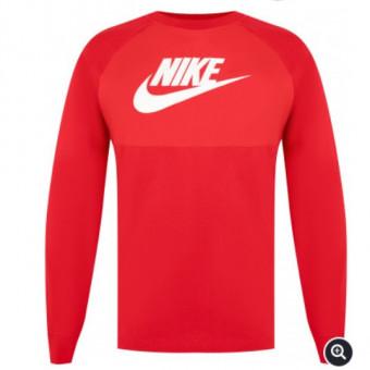 Свитшот мужской Nike Hybrid со скидкой