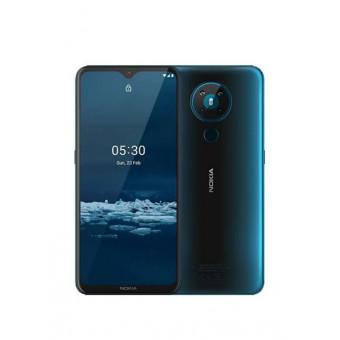 Смартфон Nokia 5.3 3/64GB Dual Sim, бирюзовый по отличной цене