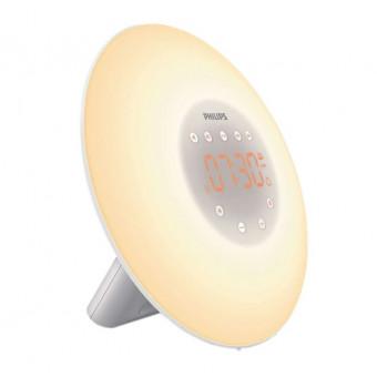 Световой будильник Philips Wake-up Light HF3505/70 по низкой цене