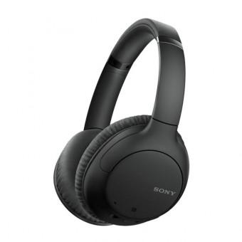 Беспроводные наушники Sony WH-CH710N в чёрном цвете по супер цене