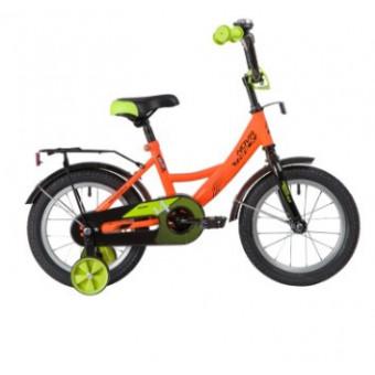 Детский велосипед Novatrack Vector 14 (2020)