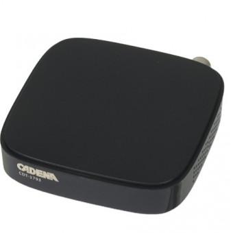 Ресивер DVB-T2 CADENA CDT-1793 со скидкой по промокоду