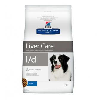 Подборка корма для собак, например, Hill's Prescription Diet