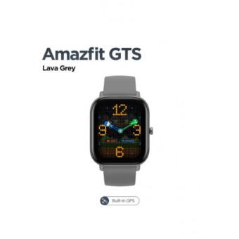 Смарт-часы Amazfit GTS grey по классной цене