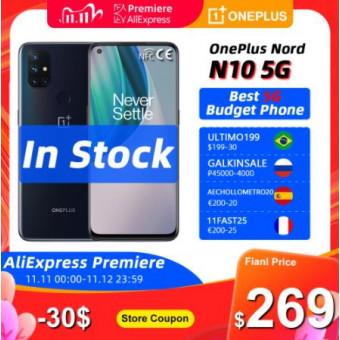 Смартфон Oneplus Nord N10 5G по крутой цене