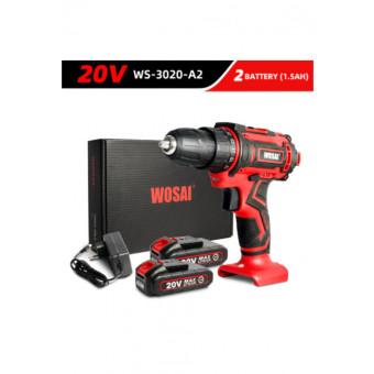 Шуруповёрт WOSAI WS-3020 по отличной цене