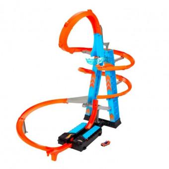 Трек Hot Wheels Падение с башни GJM76 по отличной цене