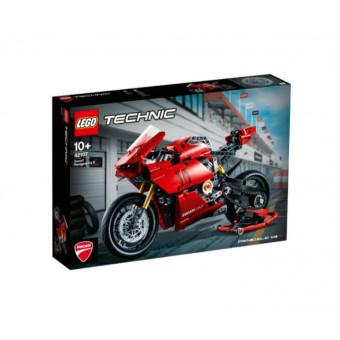 Конструктор LEGO Technic 42107 Ducati Panigale V4 R по крутой цене