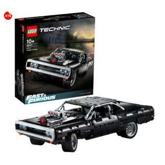 Конструктор LEGO Technic 42111 Dodge Charger Доминика Торетто по классной цене