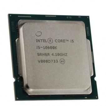 Процессор Intel Core i5-10600K OEM по скидке в Яндекс.Маркет
