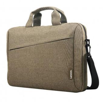 Зелёная сумка для ноутбука Lenovo Toploader T210 со скидкой