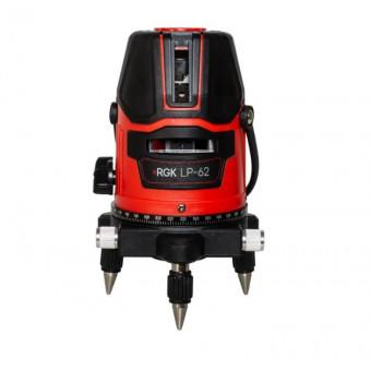 Лазерные уровни RGK LP-62 и RGK LP-64 по самым низким ценам