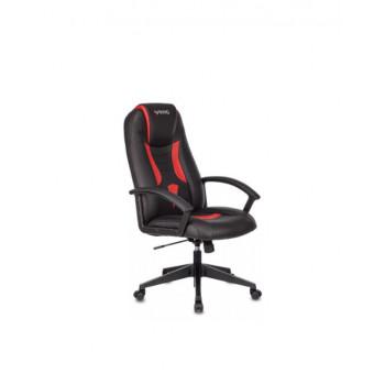Кресло игровое ZOMBIE Viking-8 черный/красный по привлекательной цене