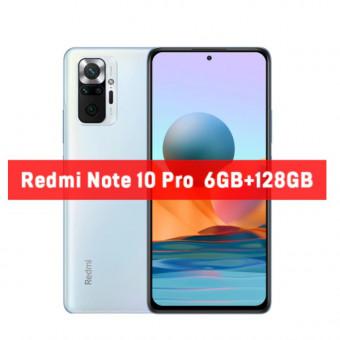 Глобальная версия телефона Xiaomi Redmi Note 10 Pro 6/128ГБ