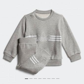 Классный детский костюм: джемпер и брюки OUTLINE
