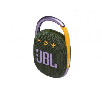 Ультрапортативная колонка с защитой от воды JBL Clip 4 по низкой цене