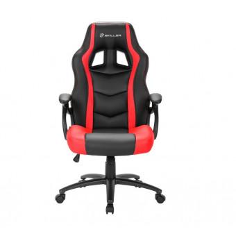 Кресло компьютерное игровое Sharkoon Skiller SGS1 Black/Red по хорошей цене