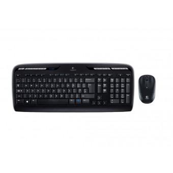 Клавиатура + мышь Logitech Wireless Combo MK330 по отличной цене