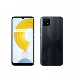 Cмартфон realme C21 32GB с NFC по низкой цене