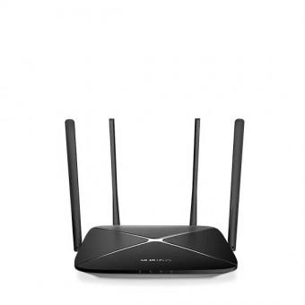 Мощный Wi-Fi роутер Mercusys AC1200G чёрный