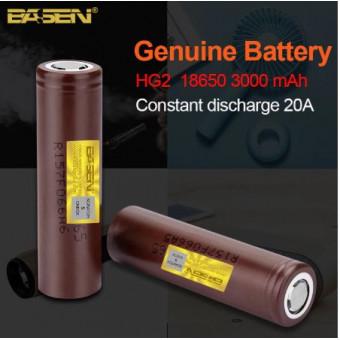 Аккумулятор Basen 18650 3000mAh