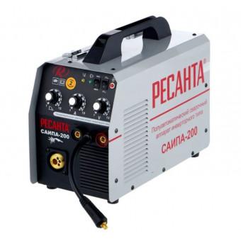 Сварочный аппарат РЕСАНТА САИПА-200 (MIG/MAG, MMA) по суперцене