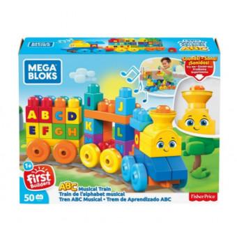 Подборка игрушек Mega Bloks и Fisher-Price по отличным ценам