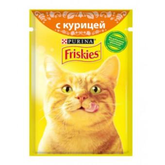 Влажный корм Friskies по самой низкой цене