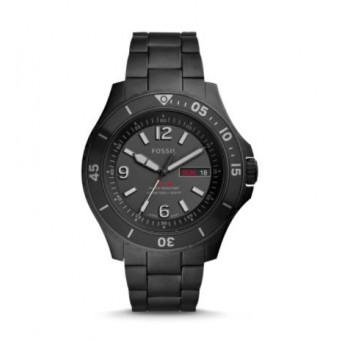 Мужские стальные наручные часы Fossil FS5688 по классной цене