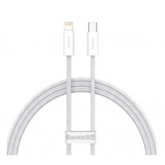 Кабель Baseus USB Type-C - Lighting с поддержкой быстрой зарядки