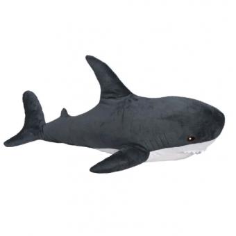 Мягкая игрушка Fancy Акула 98 см с выгодой почти 500₽
