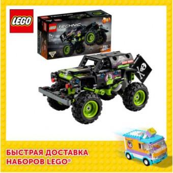 Конструктор LEGO Technic 42118 Monster Jam Grave Digger по выгодной цене
