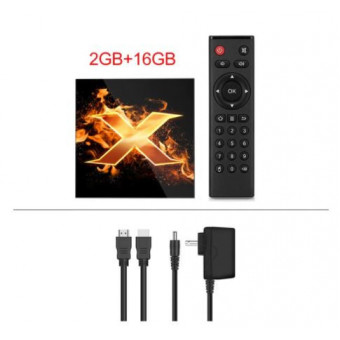 ТВ-приставка VONTAR X1 по классной цене
