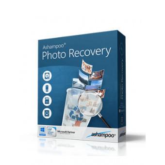 Ashampoo Photo Recovery бесплатная пожизненная лицензия