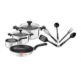 Прмокод на набор посуды Tefal C973SB34 Comfort Max Set