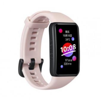 Смарт-браслет Honor Band 6 розовый по отличной цене