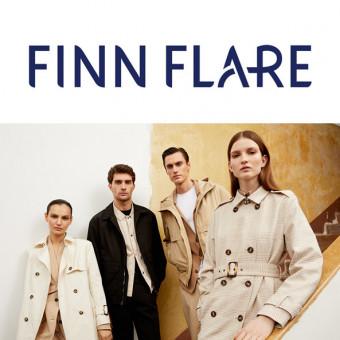 Finn Flare - скидки до 80% на межсезонной распродаже