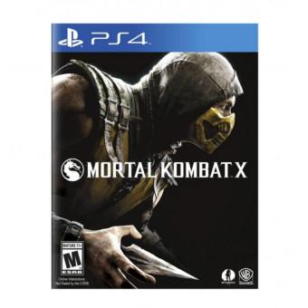 Mortal Kombat X для PlayStation 4 по привлекательной цене
