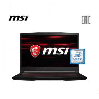 Ноутбук игровой MSI GF63 15.6