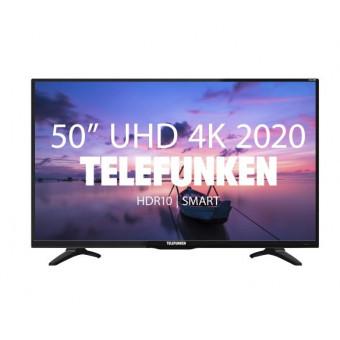 LED телевизор Telefunken TF-LED50S18T2SU по низкой цене