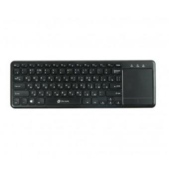 Беспроводные клавиатуры с тачпадом по низким ценам ,например, OKLICK 830ST