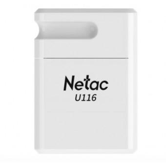 USB-флешка NETAC U116 16GB NT03U116N-016G-20WH по отличной цене