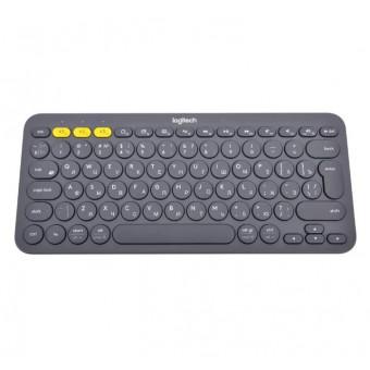 Клавиатура Logitech K380 Multi-Device Dark Grey Bluetooth по приятной цене